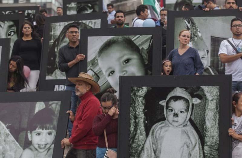 Gobierno y estado los responsables de la tragedia en la Guardería ABC