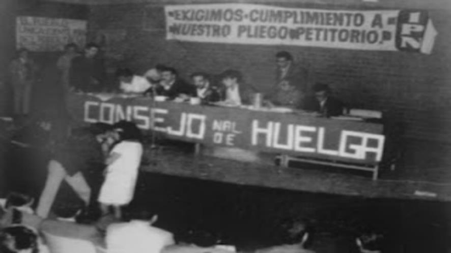 Resultado de imagen para consejo nacional de huelga 1968 lideres