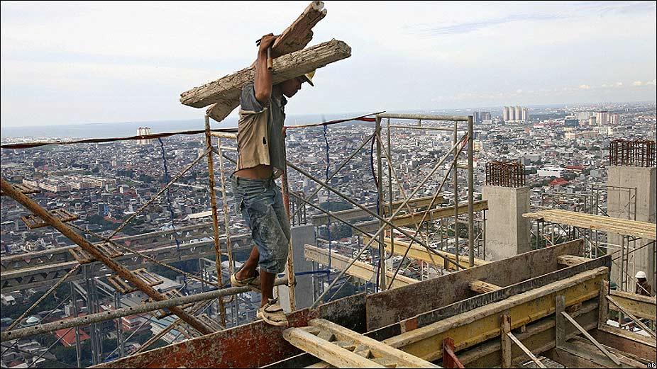 Ser alba il en m xico el trabajo con mayor riesgo de morir - Trabajo albanil sevilla ...