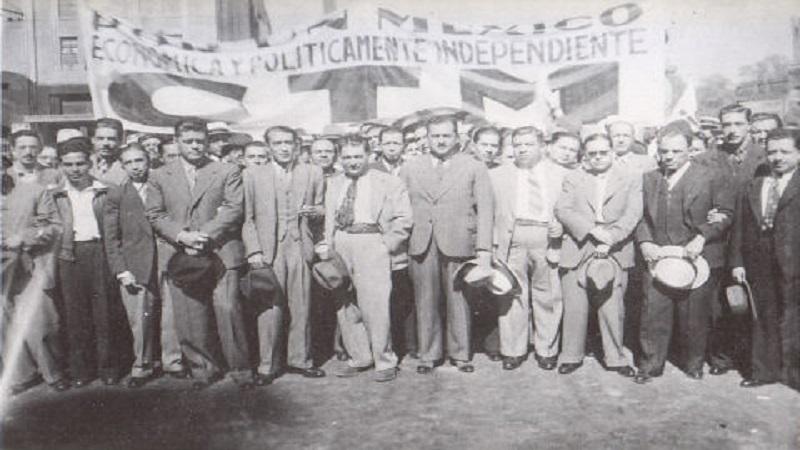 Cuando el PCM y la CTM subordinaron el movimiento obrero a Cárdenas