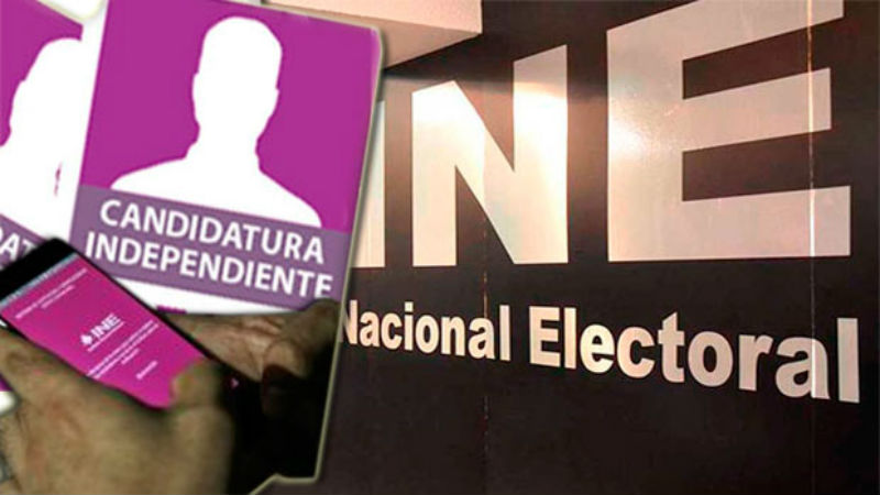 Candidaturas independientes: más inconformidades por aplicación del INE