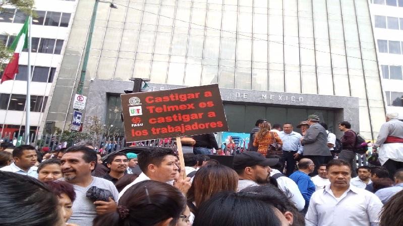 Telefonistas se movilizan y direcci n del sindicato for Sindicato jardineros