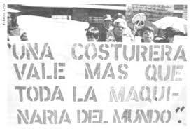 """""""No pedimos un viaje a la luna"""": la lucha de las costureras en el terremoto de 1985"""