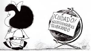 Mafalda a través de los ojos de los niños