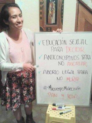Radiografía del aborto en México