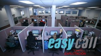 Easy Call: un call center donde el maltrato es moneda corriente