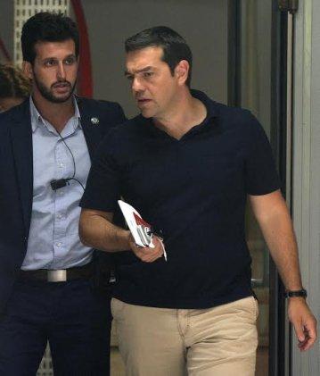 Tsipras rechaza propuesta de buscar un gobierno alternativo y se mantienen las elecciones anticipadas