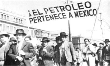 A 77 años de la expropiación petrolera