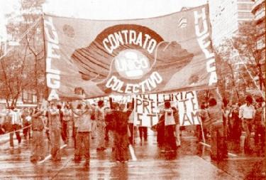 Por una marcha del 1° de Mayo con trabajadoras y trabajadores del STUNAM