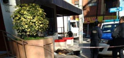 Durmiendo en la calle, muere otra persona por el frío en Ciudadela