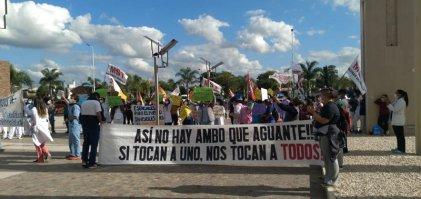 Despidos persecutorios en el Hospital de Trauma y Emergencias Dr. Abete de Malvinas Argentinas