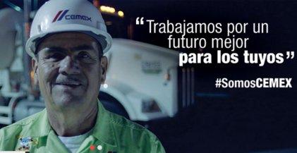 La empresa mexicana Cemex a favor del muro fronterizo