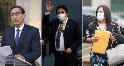 Las detenciones de los amigos de Vizcarra y la crisis política en Perú