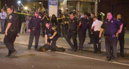 Baltimore: la desolación que ellos llaman paz