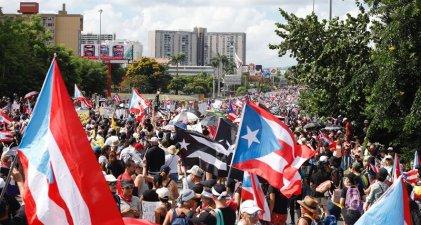 Dinámica y perspectivas de la rebelión en Puerto Rico