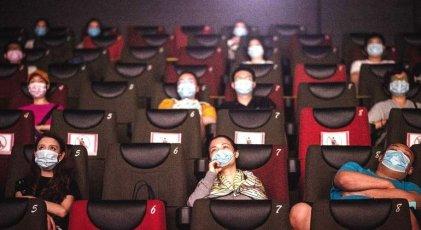 Este viernes reabren cines y teatros en todo el país con protocolos y público reducido