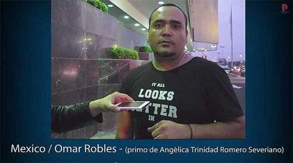 VIDEO: asesinato en Liverpool, habla el primo de Angélica Trinidad Romero
