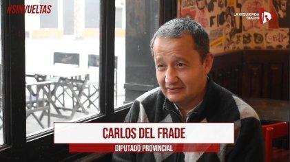 """Carlos de Frade: """"Vicentin es la síntesis del desarrollo del gran capital en la Argentina"""""""