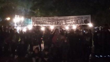La Marcha del Silencio en los barrios de Montevideo