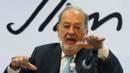 Slim se suma al coro de felicitaciones a López Obrador