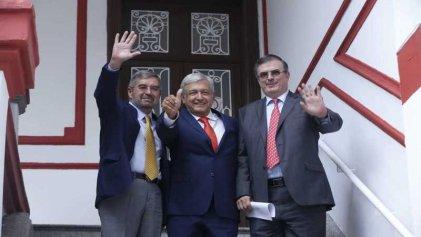 López Obrador pondrá como embajador ante la ONU al rector que quebró la huelga de la UNAM