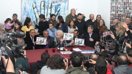 Abuelas anunció la restitución del nieto 128