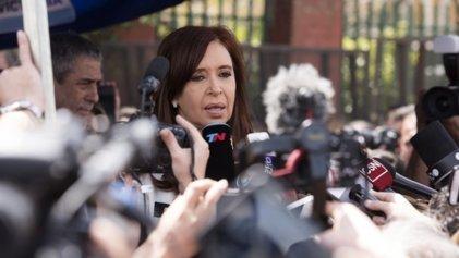 Cristina Kirchner declara este lunes en Comodoro Py