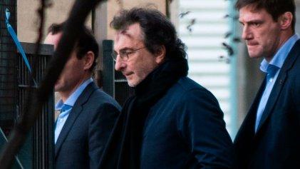 Angelo Calcaterra intenta despegarse del escándalo de Odebrecht