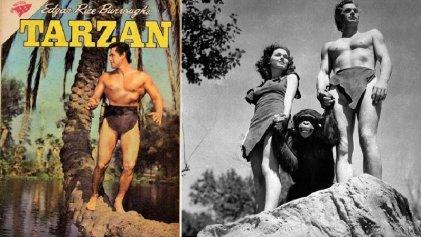 Tarzán, el primer éxito de taquilla de la historia del cine