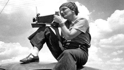 Dorothea Lange, el retrato de una época