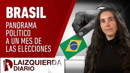 [VIDEO] Brasil hacia las elecciones más impredecibles en décadas