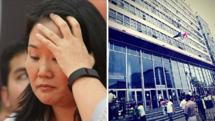 Detienen en Perú a Keiko Fujimori por lavado de activos