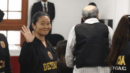 Liberan a Keiko Fujimori: descomposición del Poder Judicial y crisis del Estado peruano