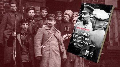 El inquietante libro sobre el pensamiento militar de Trotsky