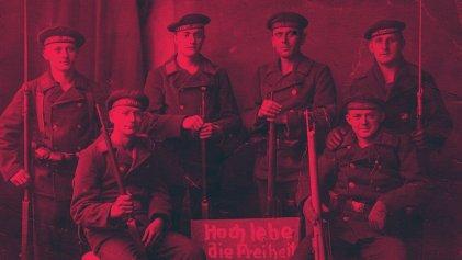 Guerra y revolución: a cien años del final de la Primera Guerra Mundial