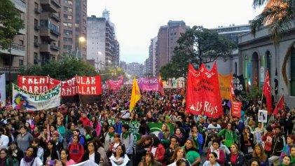 Miles en las calles de Córdoba contra la violencia hacia las mujeres