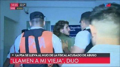 No es un loco suelto: Eguillor y los jueces del caso Lucía Pérez