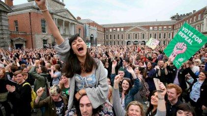 En Irlanda el aborto ya es legal