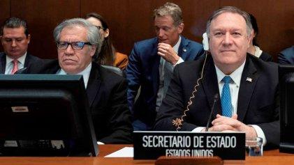 La crisis política sigue escalando en Venezuela mientras crece la injerencia imperialista