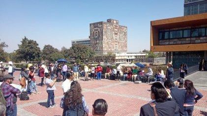 ¿Por qué protestan los maestros de la UNAM?