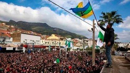 Manifestación masiva en Argelia : del rechazo a Bouteflika al rechazo al régimen