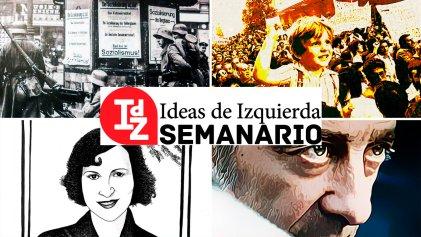 En IdZ: Kautsky y la izquierda en EE.UU. hoy; Pablo Iglesias y el posfranquismo; Genora Johnson; Notre Dame: ¿patrimonio católico?, y más