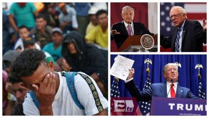 Alto a la represión y el hostigamiento de los migrantes en México y EE. UU.