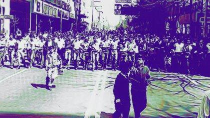 El Cordobazo: huelga política, insurrección y estrategia