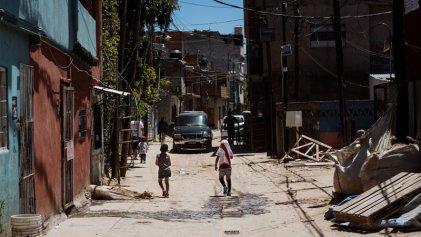 De la mano del FMI, la pobreza infantil es la más alta en una década