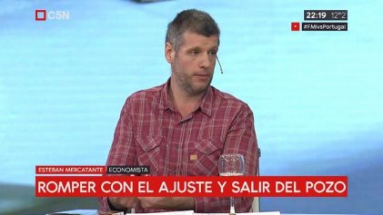 """El """"milagro portugués"""" en debate: Bercovich, Marina Dal Poggeto y Esteban Mercatante"""