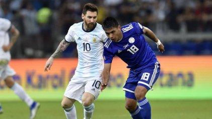 Argentina empató con Paraguay y agudizó su crisis futbolística