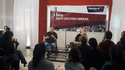 [Video informe] Madygraf debatió el Cordobazo y las lecciones de una década revolucionaria