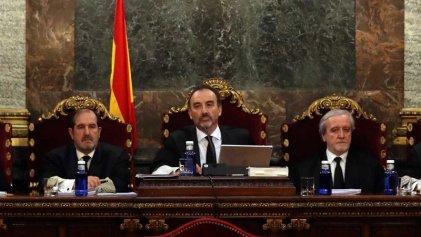 El Tribunal Supremo prepara la condena a los presos políticos catalanes