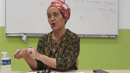 """Françoise Vergès: """"Sin las mujeres que limpian el mundo, nada podría funcionar"""""""